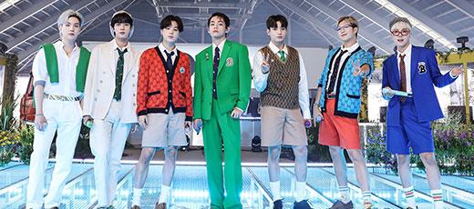 방탄소년단, BBC 라디오쇼 출연…``21세기 팝 아이콘이 온다``
