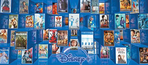 11월12일 선보이는 `디즈니+` 한국 시청자 홀릴까
